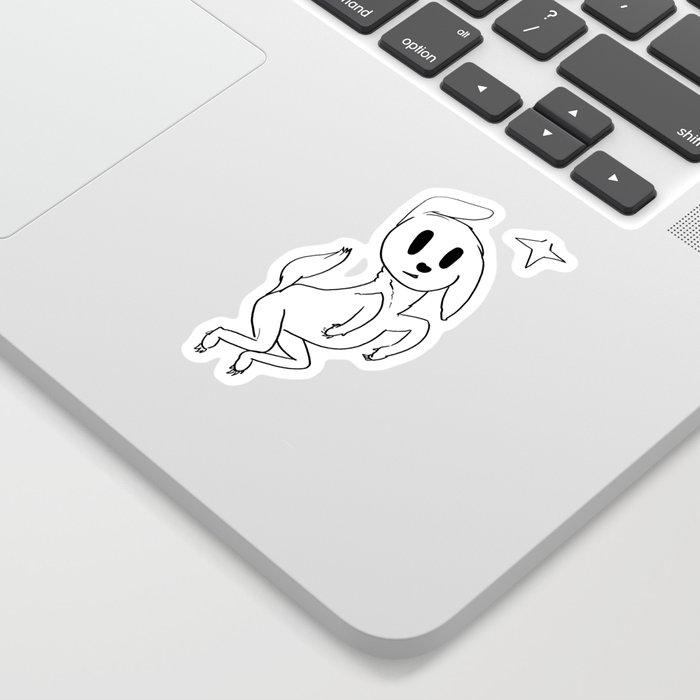 Wizz Sticker