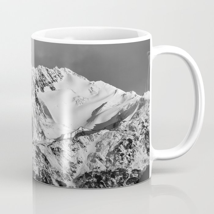 Mountain Glacier Two Coffee Mug