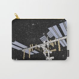 ISS- International Space Station Carry-All Pouch