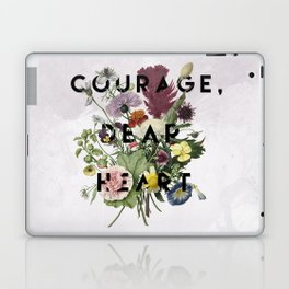 Courage Laptop & iPad Skin