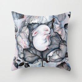 Wintersleep Throw Pillow