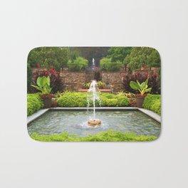 Lush Green Bath Mat
