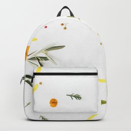Foraged Florals Backpack