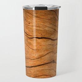Wood Texture 99 Travel Mug