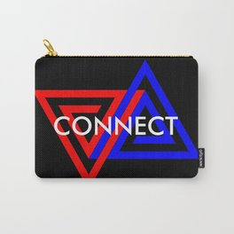 Halimessa / connect Carry-All Pouch