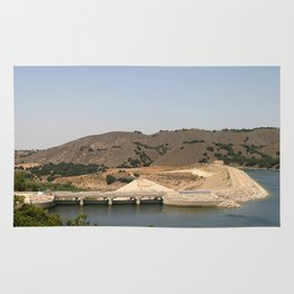 Bradbury Dam Rug