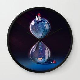 Nature Calling Wall Clock