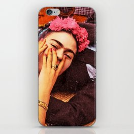 Frida y Chavela iPhone Skin