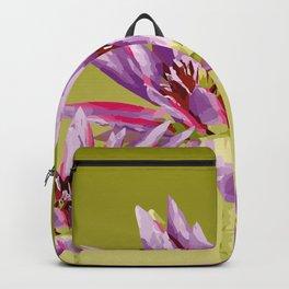 Lotos Flowers violet Backpack
