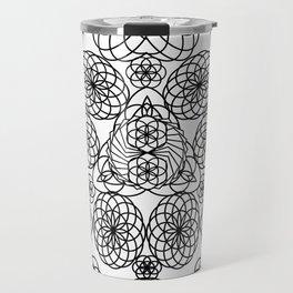 Sacred Trifecta Travel Mug