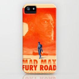 Mad Max: Fury Road iPhone Case