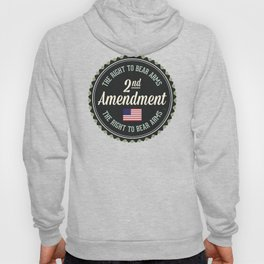 Second Amendment Hoody