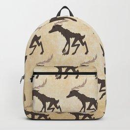Wendigo Pattern Backpack