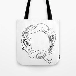 Circle of Ladies Tote Bag
