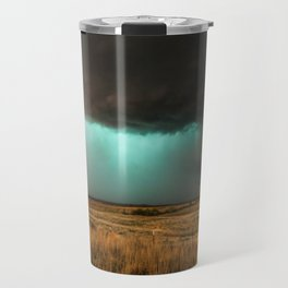 Jewel of the Plains - Storm in Texas Travel Mug