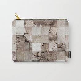 PUZZLE FACE Carry-All Pouch