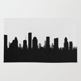 City Skylines: Houston Rug