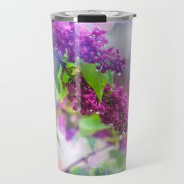 Spring rain Travel Mug