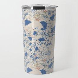Flore de Prarie Travel Mug