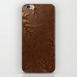 Burnished  Copper iPhone Skin