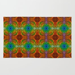 Tryptile 34d (Repeating 2) Rug