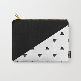 Triangle and triangles Carry-All Pouch