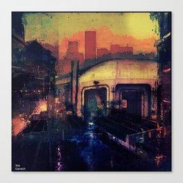terminus  Canvas Print