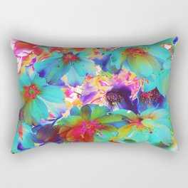 Oriental Happiness Rectangular Pillow