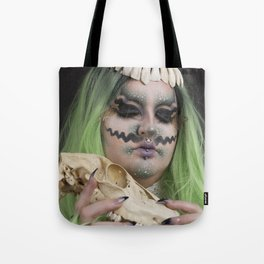 Swamp Witch Tote Bag