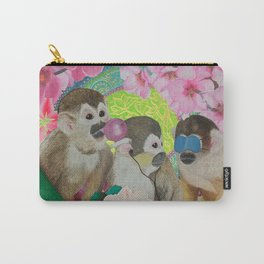 wise monkeys 3.0 Carry-All Pouch