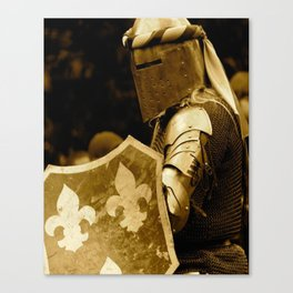 To Victory Canvas Print