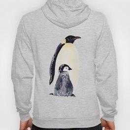 Manchot-pingouin-banquise Hoody