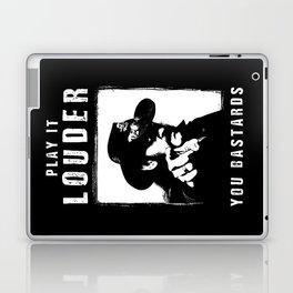 Lemmy - Play It Louder - Music - Motorhead Laptop & iPad Skin
