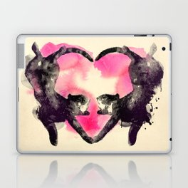 Cats love to sleep Laptop & iPad Skin