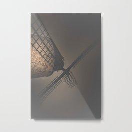 the wind picks up 01 Metal Print