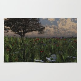 Spring Field Rug