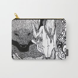 Bear Bride Carry-All Pouch