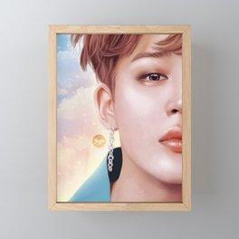 Sunlight - Jimin Framed Mini Art Print