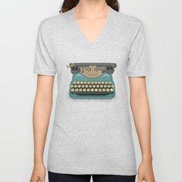 Writer's Block Unisex V-Neck