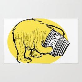 Pooh Bear Rug