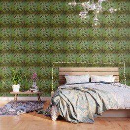 My soul is an imaginary garden Wallpaper