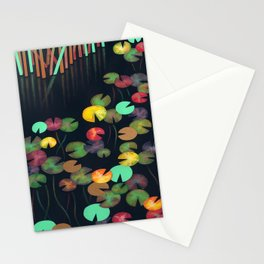 Nénuphars 1 Stationery Cards