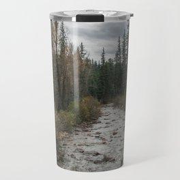Rocky River Autumn Travel Mug