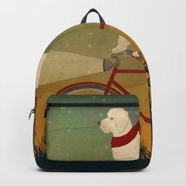 Doodle Bike Backpack