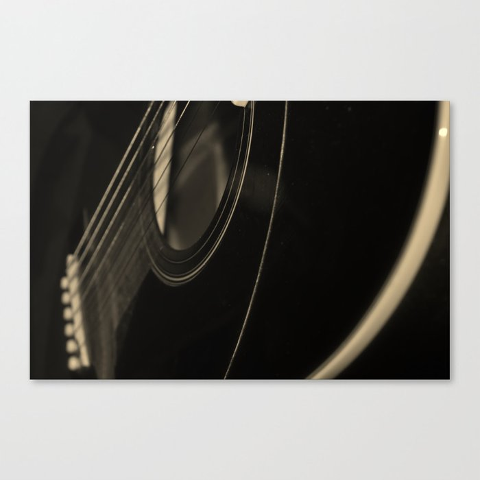 Strum pt. 2 Canvas Print
