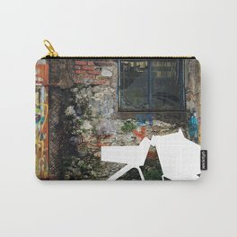 Sawmill Street Carry-All Pouch