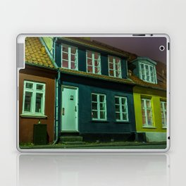 Latinerkvarteret, Aarhus, Denmark Laptop & iPad Skin