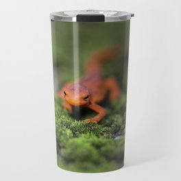 Coming For You - Orange Salamander Travel Mug