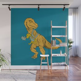 Dinosaur Jr. Wall Mural
