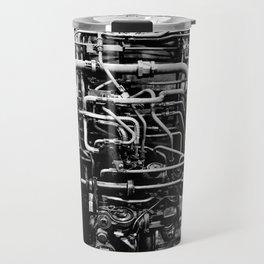 Airplane Engine Travel Mug